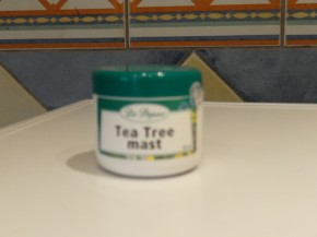 Mast Tea tree oil autor foto Pavel Hanzal (c)